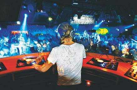 Frankfurt offers a large variery of clubs mostly with electronic music